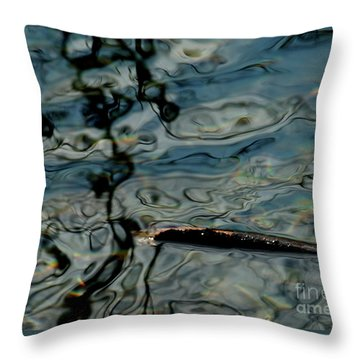 Chathampond05 Throw Pillow