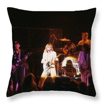 Cheap Trick Throw Pillow