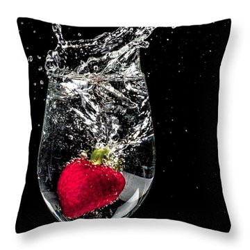 Cheers 2 You Throw Pillow