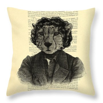 Vintage Dictionary Throw Pillows