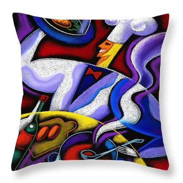 Chef Throw Pillow