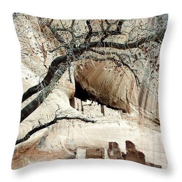 Chelly Framed Throw Pillow