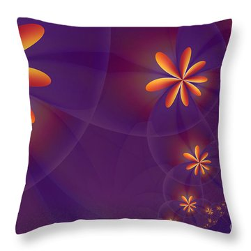 Cheri Anna Throw Pillow