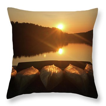 Cherish Your Visions Throw Pillow