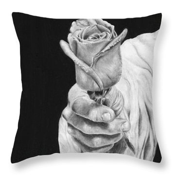 Cherished Throw Pillow