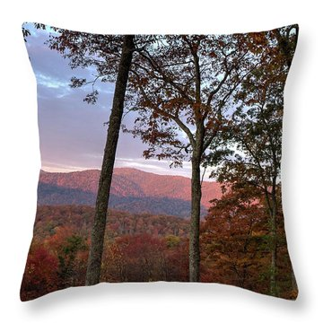 Cherokee Throw Pillow