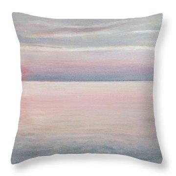 Chesapeake Sunset Throw Pillow