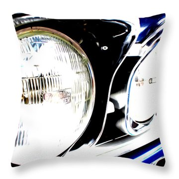 Chevelle Throw Pillow by Tony Cooper