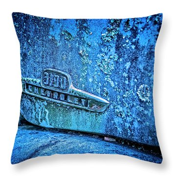 Chevy 3100 Throw Pillow