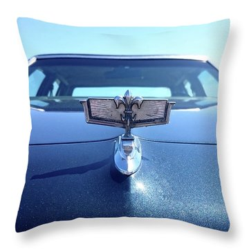 Chevyhood Throw Pillow
