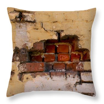 Chico Wall 79 Throw Pillow