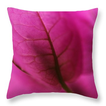 Chiffon Throw Pillow
