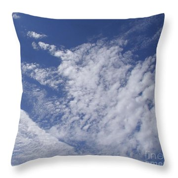 Throw Pillow featuring the photograph Childhood Memories by Fred Wilson