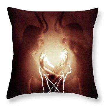 Occult Throw Pillows