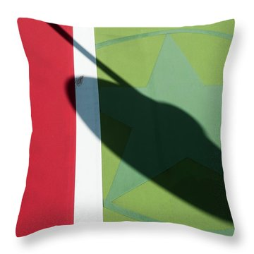 Chili Spot Throw Pillow