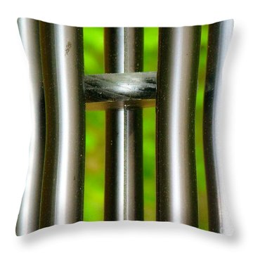 Chiming In Throw Pillow