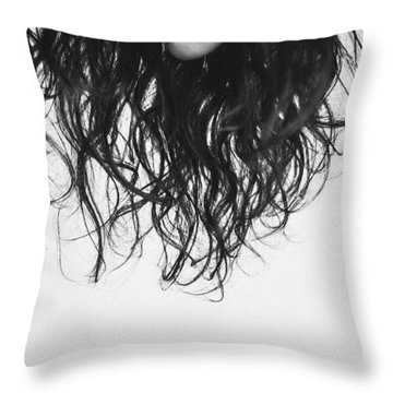 Chin Throw Pillow