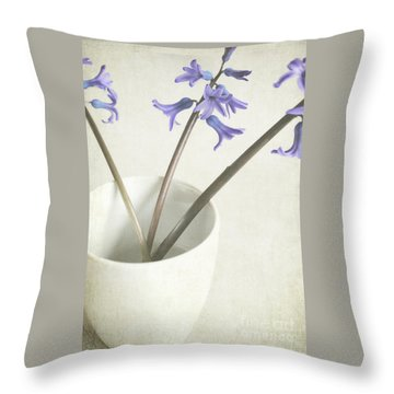 Throw Pillow featuring the photograph China Cup by Lyn Randle
