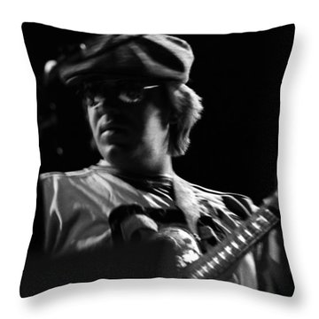 Chisf76 #9 Throw Pillow