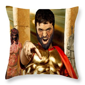 Choose  Throw Pillow