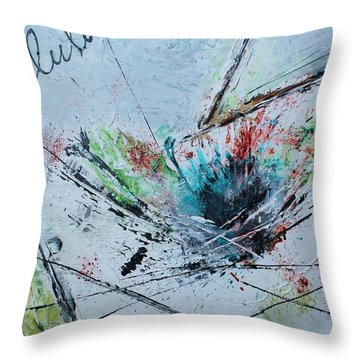 Chopsticks Throw Pillow