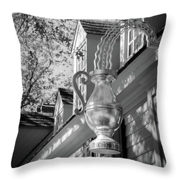 Chowning Throw Pillow