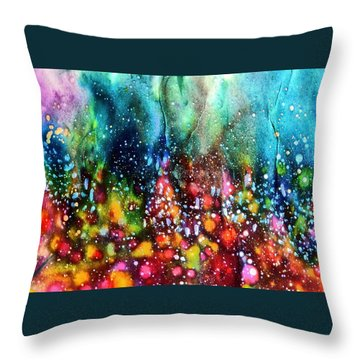 Christmas In  July  Throw Pillow by Don  Wright