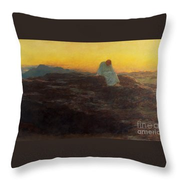 Forty Throw Pillows