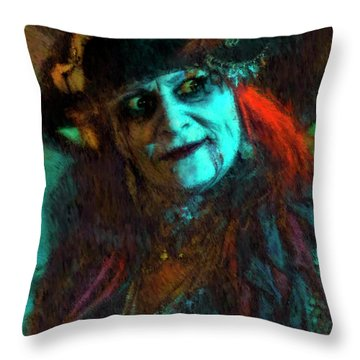 Christine Campiotti Throw Pillow