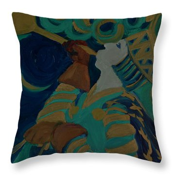 Christmas, 2015 Throw Pillow