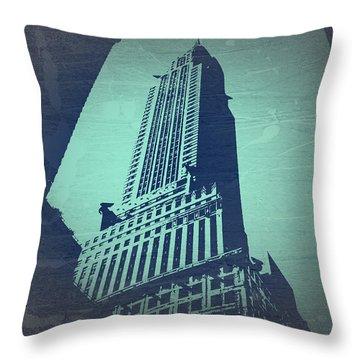 Chrysler Throw Pillows