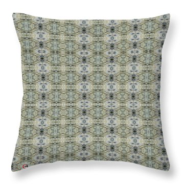 Chuarts Epic 160bb By Clark Ulysse Throw Pillow