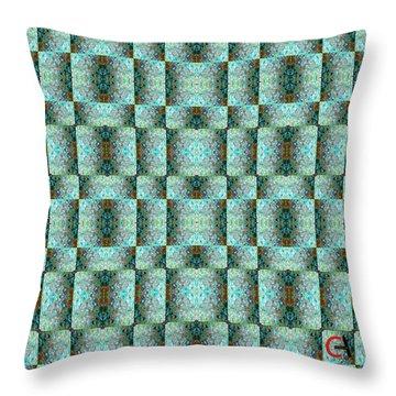Chuarts Epic Illusion 1b2 Throw Pillow