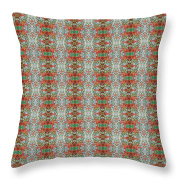 Chuarts Epic Jane  Throw Pillow