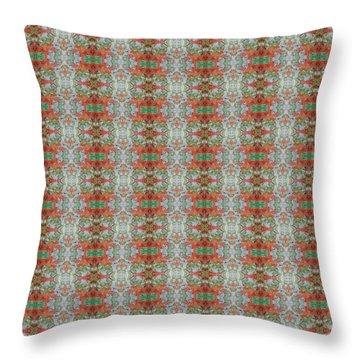 Chuarts Epic Jane  Throw Pillow