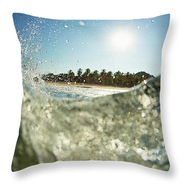 Chula Vista Throw Pillow