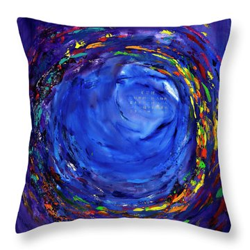 Chun Bu Kyung Throw Pillow