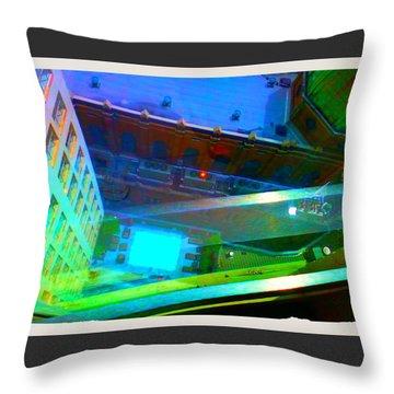Church Dome  Throw Pillow