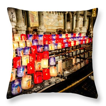Throw Pillow featuring the photograph Church by Jason Smith