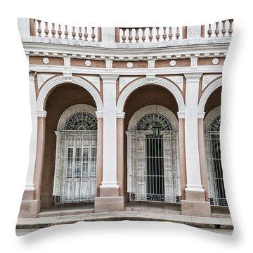Cienfuegos Arches Throw Pillow