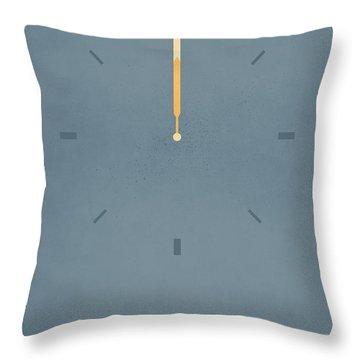 Clock Throw Pillows