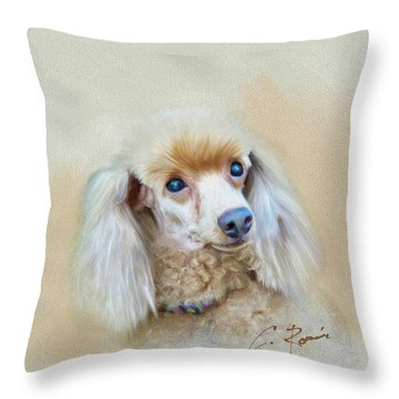 Cindy Throw Pillow