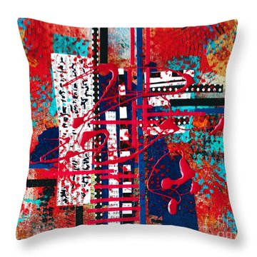 Cinema  Throw Pillow