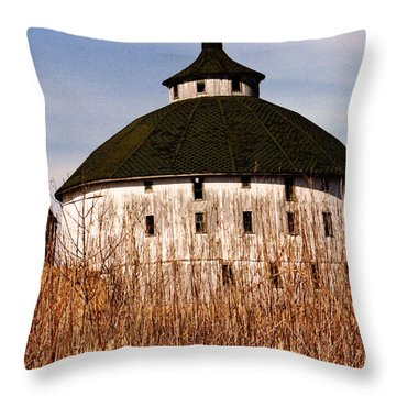 Circular Throw Pillow