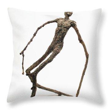 Circumverto Throw Pillow by Adam Long