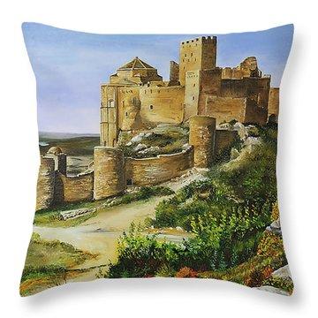 Citadel Throw Pillow