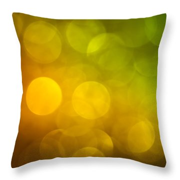 Throw Pillow featuring the photograph Citrus by Jan Bickerton