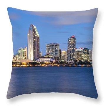 City Beautiful Throw Pillow