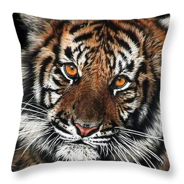 CJ Throw Pillow