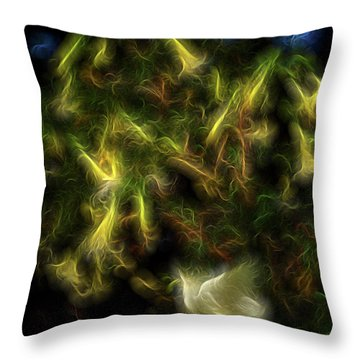 Clarion Call Throw Pillow by William Horden